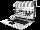 Elektroninių parduotuvių kurimas